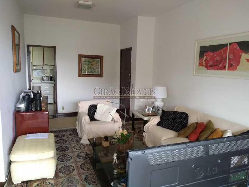 1 - Apartamento à venda Rua Francisco Otaviano,Copacabana, Rio de Janeiro - R$ 2.080.000 - GIAP20734 - 1