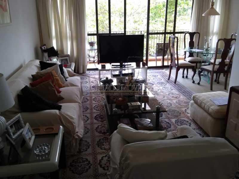 1a - Apartamento à venda Rua Francisco Otaviano,Copacabana, Rio de Janeiro - R$ 2.080.000 - GIAP20734 - 3