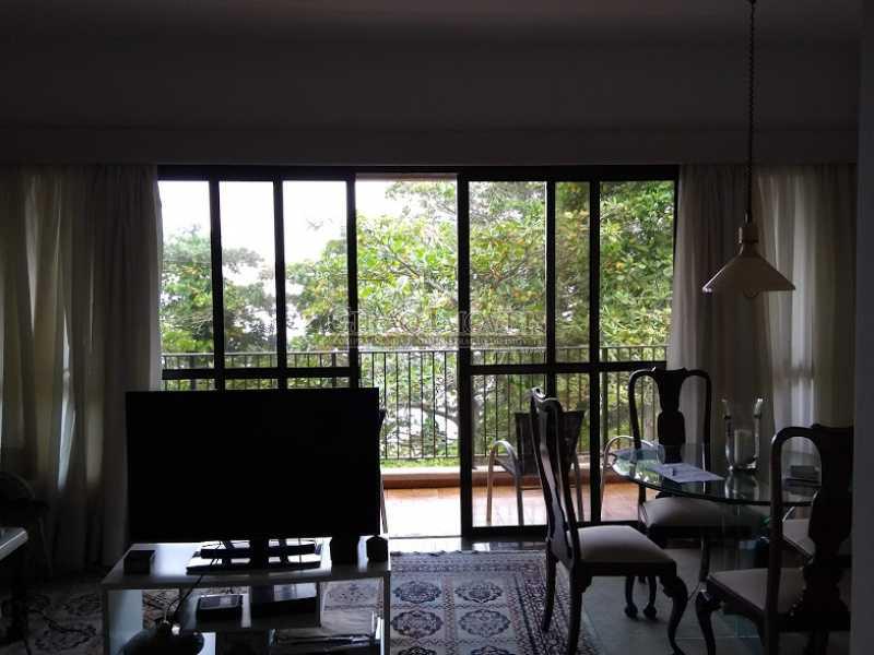 1b - Apartamento à venda Rua Francisco Otaviano,Copacabana, Rio de Janeiro - R$ 2.080.000 - GIAP20734 - 4