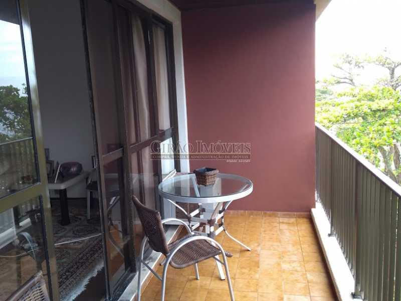 4 - Apartamento à venda Rua Francisco Otaviano,Copacabana, Rio de Janeiro - R$ 2.080.000 - GIAP20734 - 7