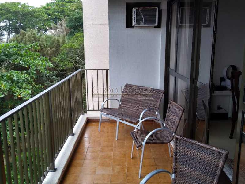 5 - Apartamento à venda Rua Francisco Otaviano,Copacabana, Rio de Janeiro - R$ 2.080.000 - GIAP20734 - 8