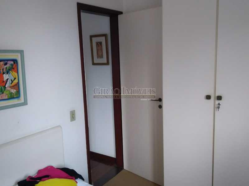 7 - Apartamento à venda Rua Francisco Otaviano,Copacabana, Rio de Janeiro - R$ 2.080.000 - GIAP20734 - 11
