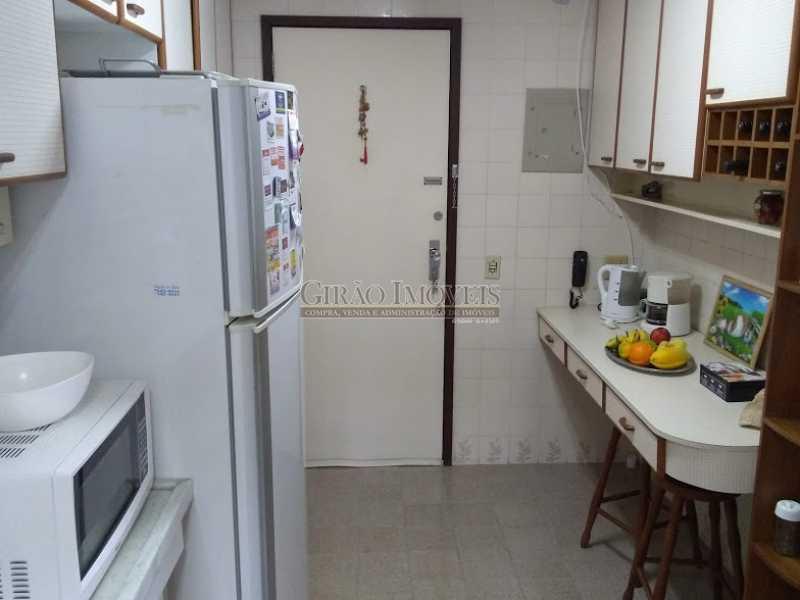 16 - Apartamento à venda Rua Francisco Otaviano,Copacabana, Rio de Janeiro - R$ 2.080.000 - GIAP20734 - 20