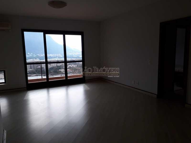3 - Apartamento Para Alugar - Leblon - Rio de Janeiro - RJ - GIAP30850 - 4