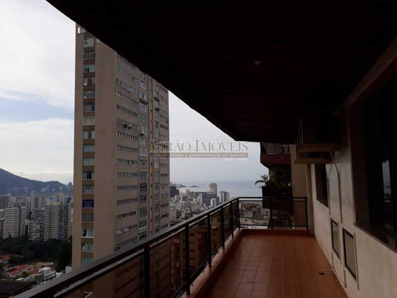 4 - Apartamento Para Alugar - Leblon - Rio de Janeiro - RJ - GIAP30850 - 5