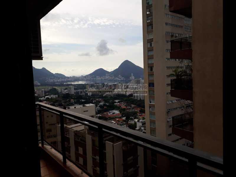 4a - Apartamento Para Alugar - Leblon - Rio de Janeiro - RJ - GIAP30850 - 6