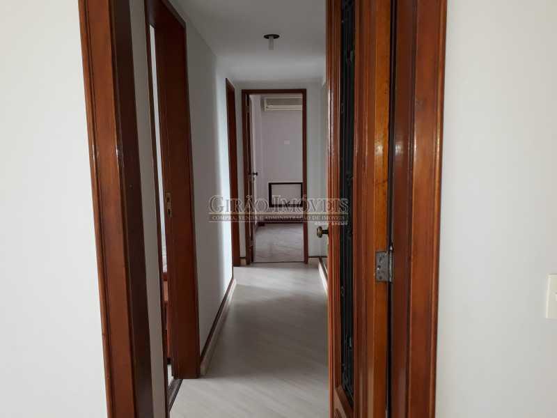5 - Apartamento Para Alugar - Leblon - Rio de Janeiro - RJ - GIAP30850 - 7