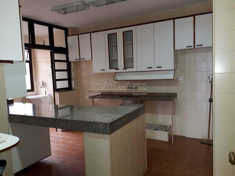 12 - Apartamento Para Alugar - Leblon - Rio de Janeiro - RJ - GIAP30850 - 14