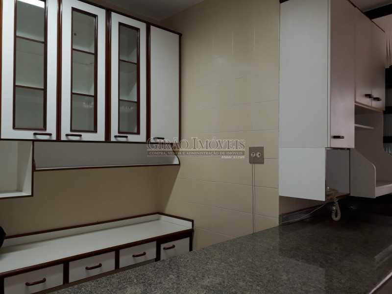 13 - Apartamento Para Alugar - Leblon - Rio de Janeiro - RJ - GIAP30850 - 15