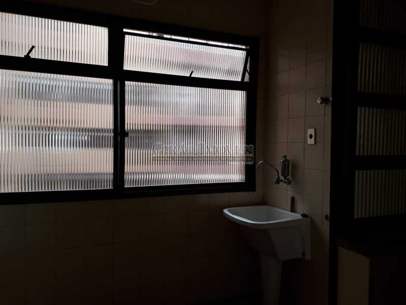 14 - Apartamento Para Alugar - Leblon - Rio de Janeiro - RJ - GIAP30850 - 16