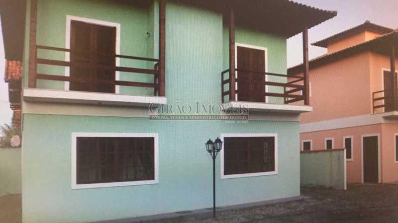 14 - Casa em Condomínio à venda Rua Rio de Janeiro,Extensão do Bosque, Rio das Ostras - R$ 300.000 - GICN20002 - 17