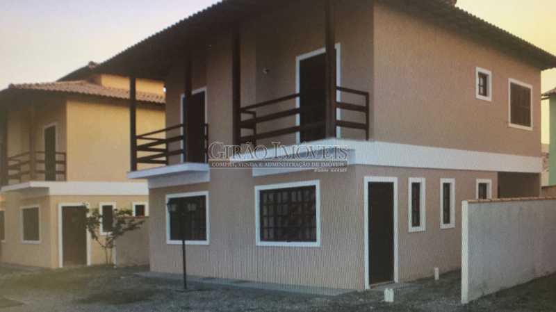 17 - Casa em Condomínio à venda Rua Rio de Janeiro,Extensão do Bosque, Rio das Ostras - R$ 300.000 - GICN20002 - 20