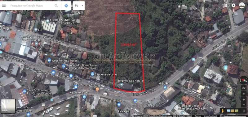 terreno_campo_grande - Terreno À Venda - Campo Grande - Rio de Janeiro - RJ - GIGL00012 - 1