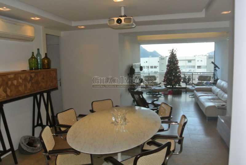 Apartamento À Venda - Leblon - Rio de Janeiro - RJ - GIAP30855 - 3