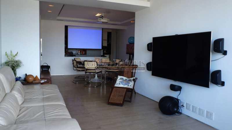 1 - Apartamento À Venda - Leblon - Rio de Janeiro - RJ - GIAP30855 - 4