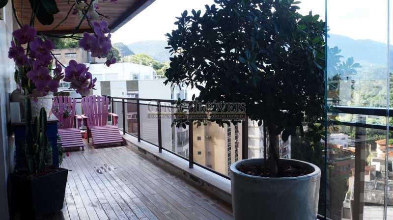 3 - Apartamento À Venda - Leblon - Rio de Janeiro - RJ - GIAP30855 - 6