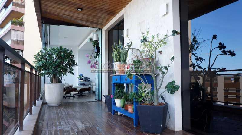 3a - Apartamento À Venda - Leblon - Rio de Janeiro - RJ - GIAP30855 - 1