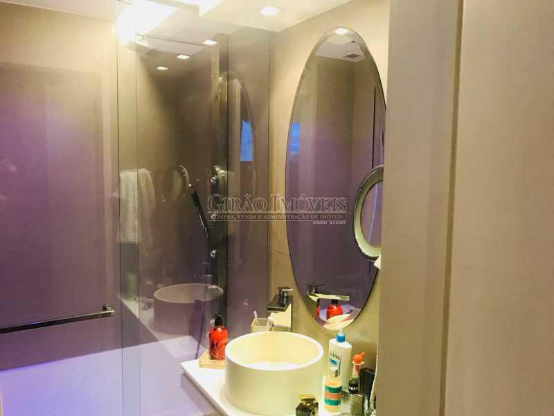 9 - Apartamento À Venda - Leblon - Rio de Janeiro - RJ - GIAP30855 - 13