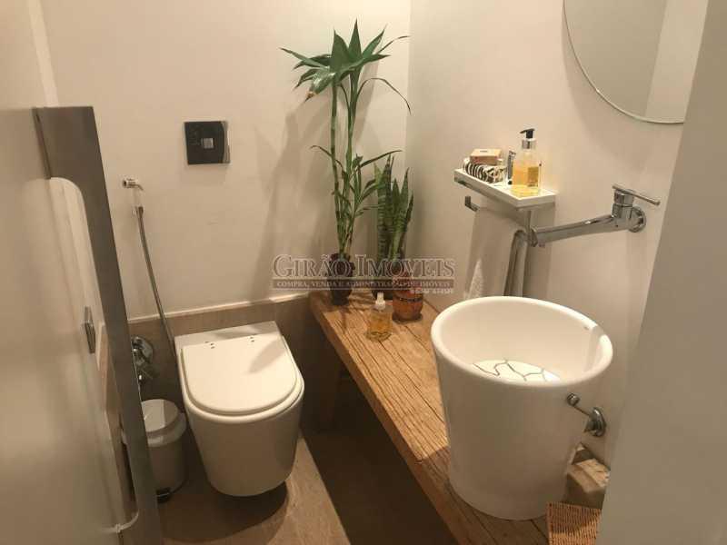 10 - Apartamento À Venda - Leblon - Rio de Janeiro - RJ - GIAP30855 - 14