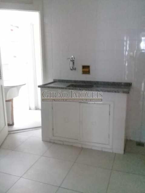 6 - Apartamento à venda Rua São Francisco Xavier,Maracanã, Rio de Janeiro - R$ 490.000 - GIAP30861 - 7