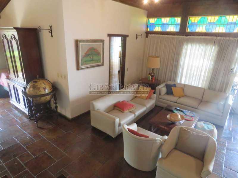 2 - Casa à venda Rua Ministro Aliomar Baleeiro,Recreio dos Bandeirantes, Rio de Janeiro - R$ 2.900.000 - GICA30010 - 3