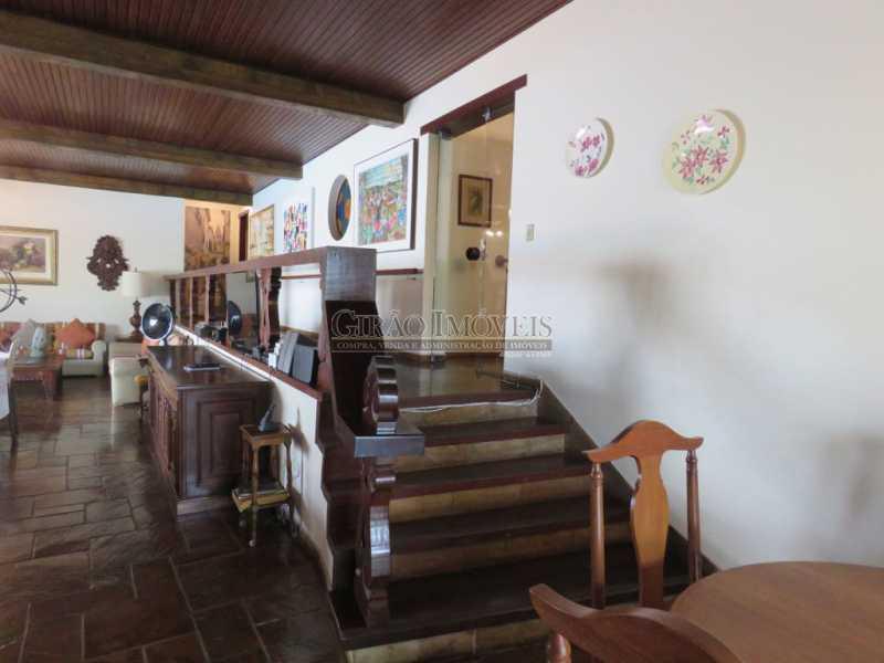 5 - Casa à venda Rua Ministro Aliomar Baleeiro,Recreio dos Bandeirantes, Rio de Janeiro - R$ 2.900.000 - GICA30010 - 6