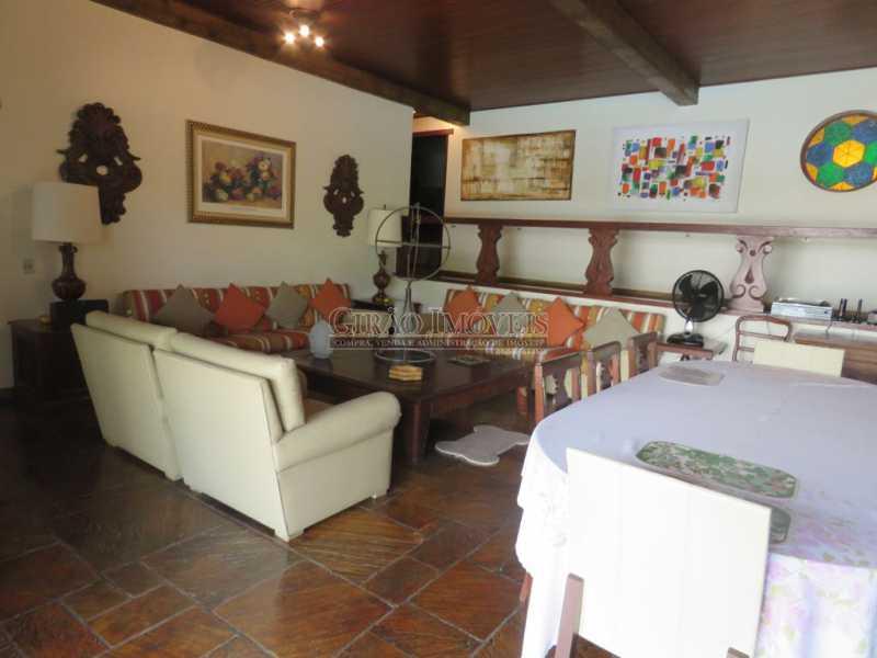 7 - Casa à venda Rua Ministro Aliomar Baleeiro,Recreio dos Bandeirantes, Rio de Janeiro - R$ 2.900.000 - GICA30010 - 8