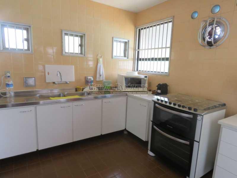 14 - Casa à venda Rua Ministro Aliomar Baleeiro,Recreio dos Bandeirantes, Rio de Janeiro - R$ 2.900.000 - GICA30010 - 17