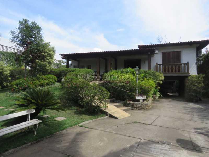 21 - Casa à venda Rua Ministro Aliomar Baleeiro,Recreio dos Bandeirantes, Rio de Janeiro - R$ 2.900.000 - GICA30010 - 25