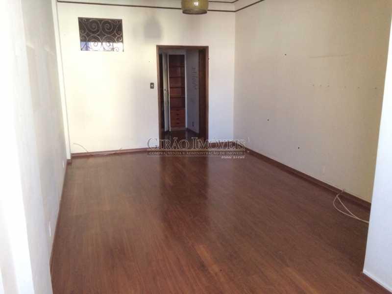 1 Sala l - Apartamento para alugar Rua São Salvador,Flamengo, Rio de Janeiro - R$ 3.300 - GIAP30863 - 1