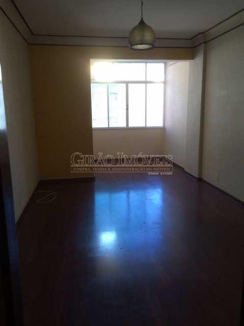 2 Sala - Apartamento para alugar Rua São Salvador,Flamengo, Rio de Janeiro - R$ 3.300 - GIAP30863 - 3