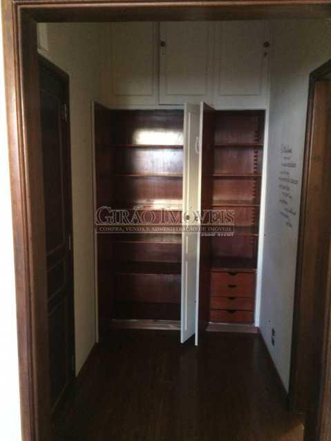 2a Armário da sala - Apartamento para alugar Rua São Salvador,Flamengo, Rio de Janeiro - R$ 3.300 - GIAP30863 - 4