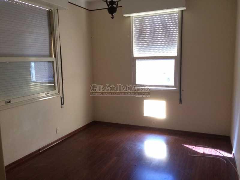 3 Quarto da frente - Apartamento para alugar Rua São Salvador,Flamengo, Rio de Janeiro - R$ 3.300 - GIAP30863 - 5