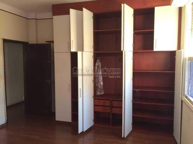 4a Armário quarto do meio - Apartamento para alugar Rua São Salvador,Flamengo, Rio de Janeiro - R$ 3.300 - GIAP30863 - 7
