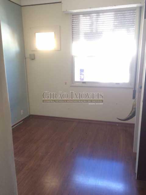 5 Quarto dos fundos - Apartamento para alugar Rua São Salvador,Flamengo, Rio de Janeiro - R$ 3.300 - GIAP30863 - 8