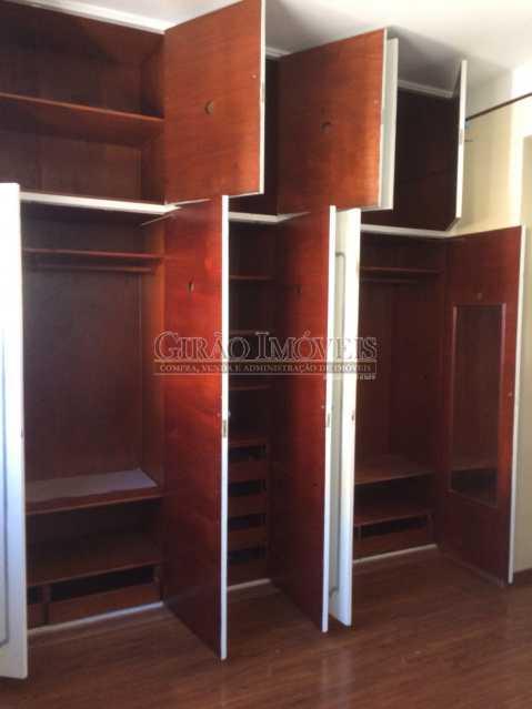 6 Armário do quarto dos fundo - Apartamento para alugar Rua São Salvador,Flamengo, Rio de Janeiro - R$ 3.300 - GIAP30863 - 9