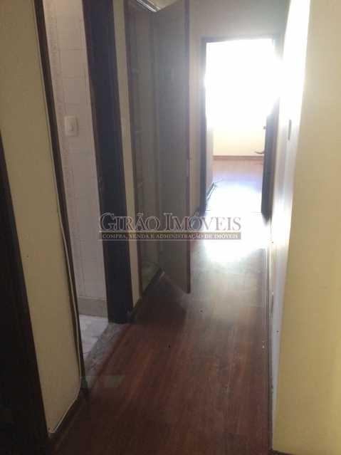 7 Circulação - Apartamento para alugar Rua São Salvador,Flamengo, Rio de Janeiro - R$ 3.300 - GIAP30863 - 10