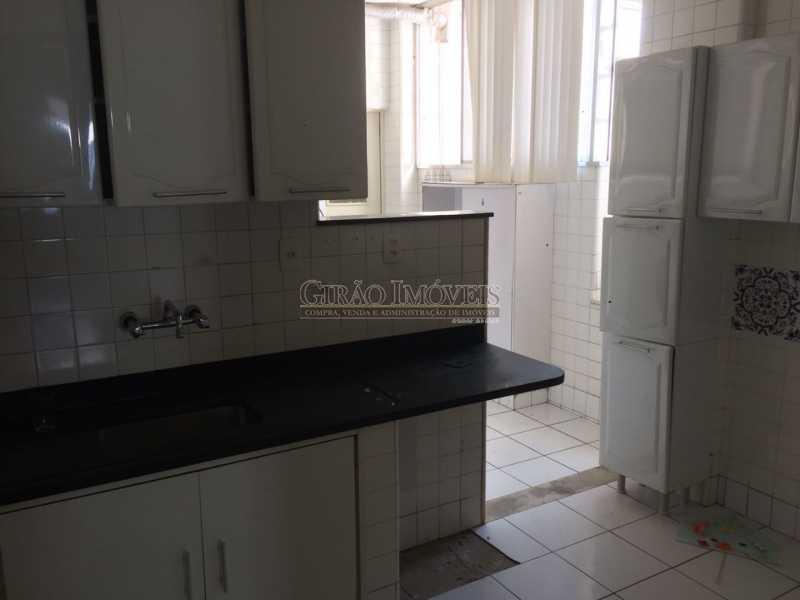 9 Cozinha - Apartamento para alugar Rua São Salvador,Flamengo, Rio de Janeiro - R$ 3.300 - GIAP30863 - 12