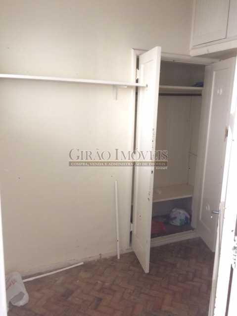 12 Quarto de empregada - Apartamento para alugar Rua São Salvador,Flamengo, Rio de Janeiro - R$ 3.300 - GIAP30863 - 15
