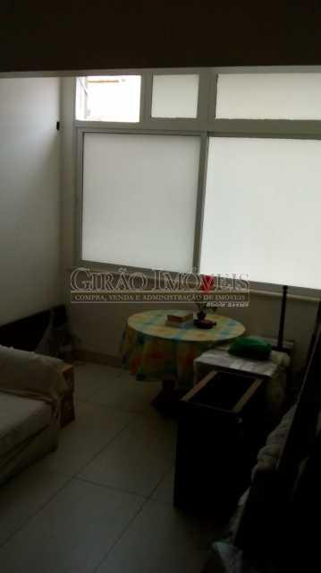 1 SALA - Apartamento À Venda - Copacabana - Rio de Janeiro - RJ - GIAP30864 - 1