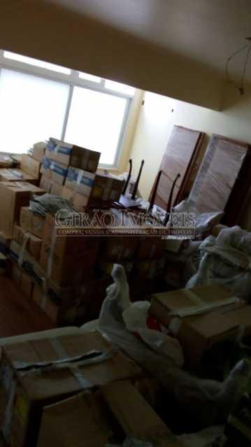 2 SALA COM MATERIAL DE ACABAME - Apartamento À Venda - Copacabana - Rio de Janeiro - RJ - GIAP30864 - 3