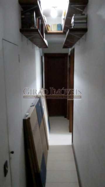 6 CORREDOR - Apartamento À Venda - Copacabana - Rio de Janeiro - RJ - GIAP30864 - 7