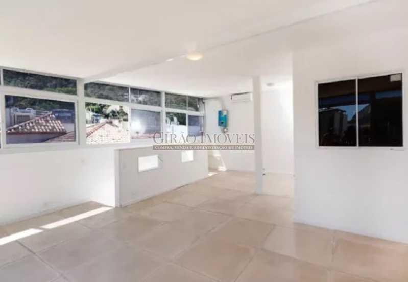 9 - Excelente Cobertura Duplex com Duas salas,6 Qtos, Terraço e 2 Vagas. Em ponto nobre do Jardim Botânico. Vista parcial Lagoa. - GICO60004 - 10