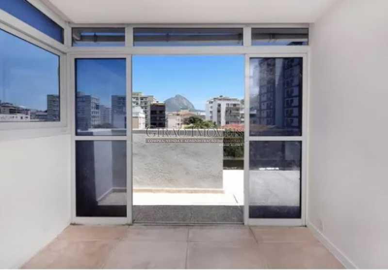 13 - Excelente Cobertura Duplex com Duas salas,6 Qtos, Terraço e 2 Vagas. Em ponto nobre do Jardim Botânico. Vista parcial Lagoa. - GICO60004 - 14