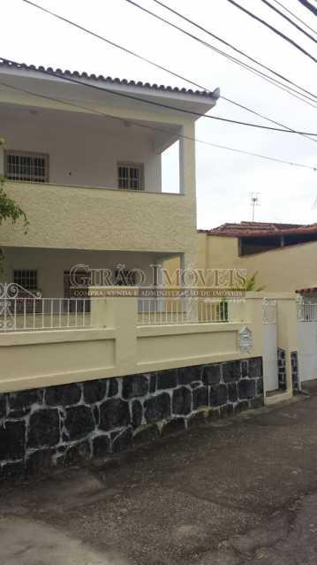 2 frente - Casa Comercial À Venda - Campo Grande - Rio de Janeiro - RJ - GICC50001 - 3