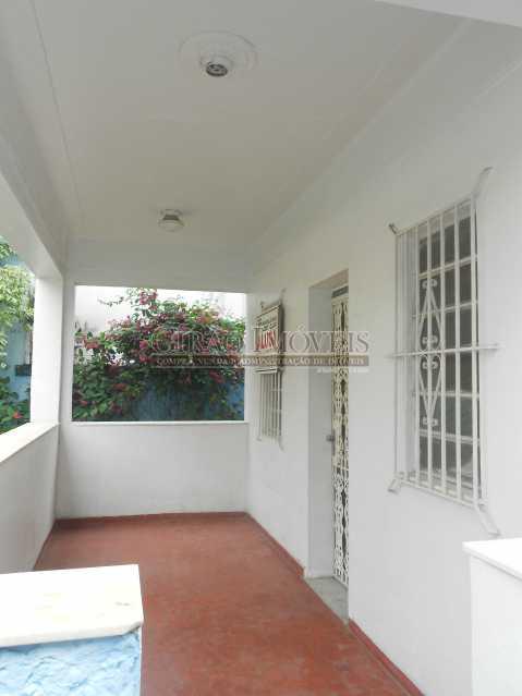 7 varanda térreo - Casa Comercial À Venda - Campo Grande - Rio de Janeiro - RJ - GICC50001 - 8