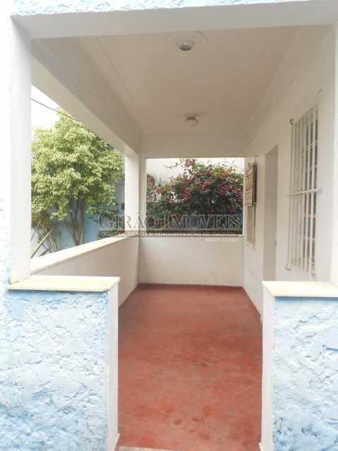 8 varanda térreo - Casa Comercial À Venda - Campo Grande - Rio de Janeiro - RJ - GICC50001 - 9