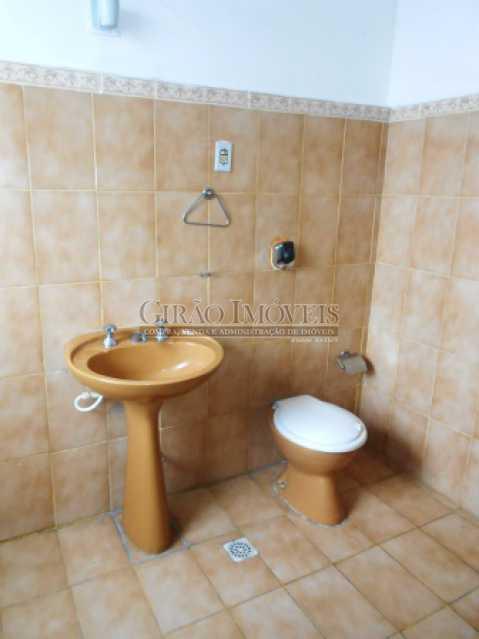 23 banheiro suíte térreo - Casa Comercial À Venda - Campo Grande - Rio de Janeiro - RJ - GICC50001 - 24