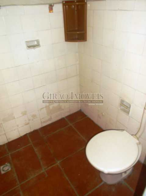 28 banheiro serviço - Casa Comercial À Venda - Campo Grande - Rio de Janeiro - RJ - GICC50001 - 29