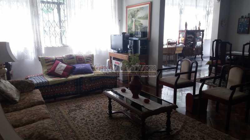 2 - Apartamento à venda Rua Aires Saldanha,Copacabana, Rio de Janeiro - R$ 1.700.000 - GIAP40188 - 3